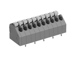 LMI 001350 HIGH DENSITY/ LOW PROFILE SNAP ON MODULES CONNECTOR