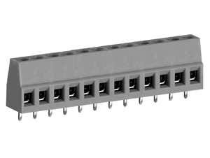 0015SM  INDUSTRY STANDARD SOLID MOLD CONNECTOR