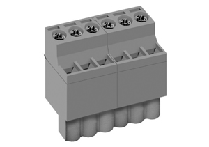 LMI 00252 INDUSTRY STANDARD PLUGGABLE TERMINAL BLOCKS WITH FRONT WIRE ACTUATION