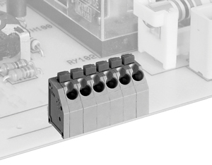 LMI 041350 HIGH DENSITY/ LOW PROFILE SNAP ON MODULES CONNECTOR