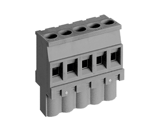 LMI 042101 INDUSTRY STANDARD PLUGGABLE TERMINAL BLOCKS