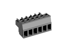 04238 HIGH DENSITY/ LOW PROFILE PLUGGABLE TERMINAL BLOCKS