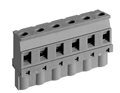 LMI 042764 INDUSTRY STANDARD PLUGGABLE TERMINAL BLOCKS