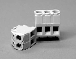 1052 INDUSTRY STANDARD SOLID MOLD CONNECTOR