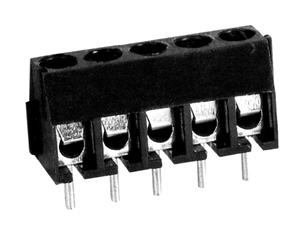 261381 HIGH DENSITY/ LOW PROFILE INTERLOCKING DOVE TAIL Connector