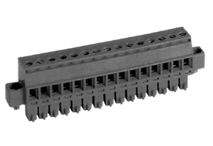 LMI  262351 HIGH DENSITY/ LOW PROFILE PLUGGABLE TERMINAL BLOCKS WITH LOCKING FLANGES