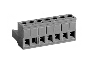 LMI 2625 INDUSTRY STANDARD PLUGGABLE TERMINAL BLOCKS