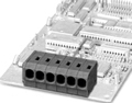 LMI 97144RP2 HIGH DENSITY/ LOW PROFILE HORIZONTAL/SNAP ON MODULES CONNECTOR