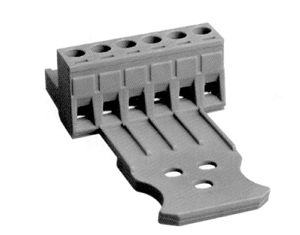 LMI 97258 INDUSTRY STANDARD PLUGGABLE TERMINAL BLOCKS WITH STRAIN RELIEF